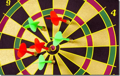 Define Success so that your top talent can hit the bullseye every time