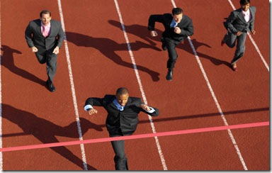 Effective Job Search - Are you ready to take time off in the race to finish your job search?