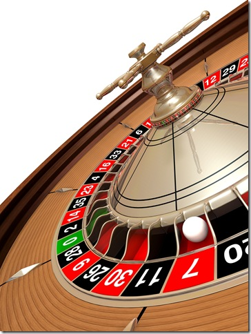 The Roulette Approach to Job Search - waiting passively for your number to come up